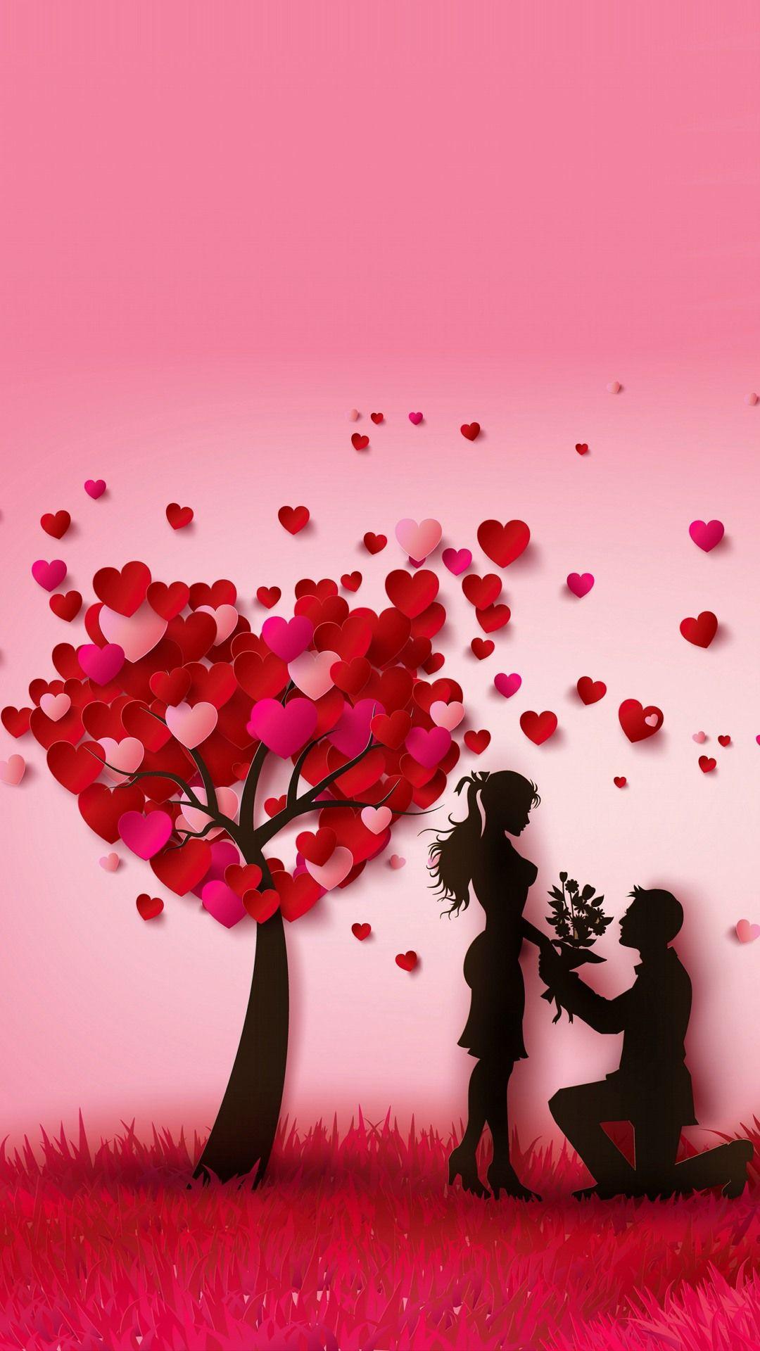Pin By Lanka Vu On Oboi Na Telefon Cute Love Wallpapers Love Couple Wallpaper Love Wallpaper Backgrounds