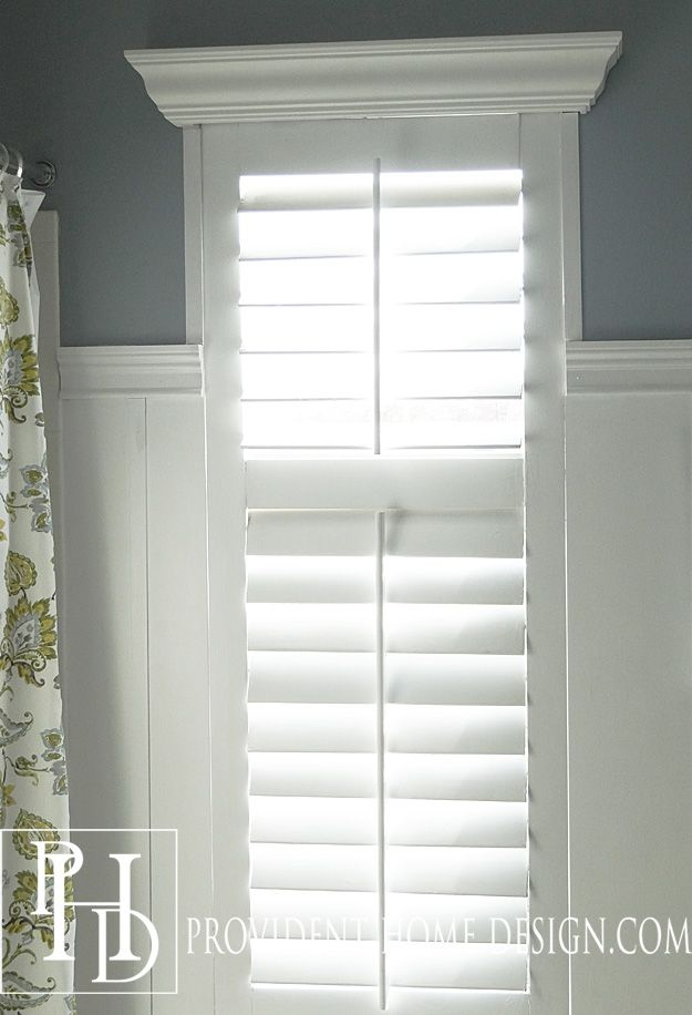 Diy plantation shutters decorating pinterest diy plantation diy plantation shutters yes totally making them yourself with direction from provident home design and shutter cutter wow solutioingenieria Gallery