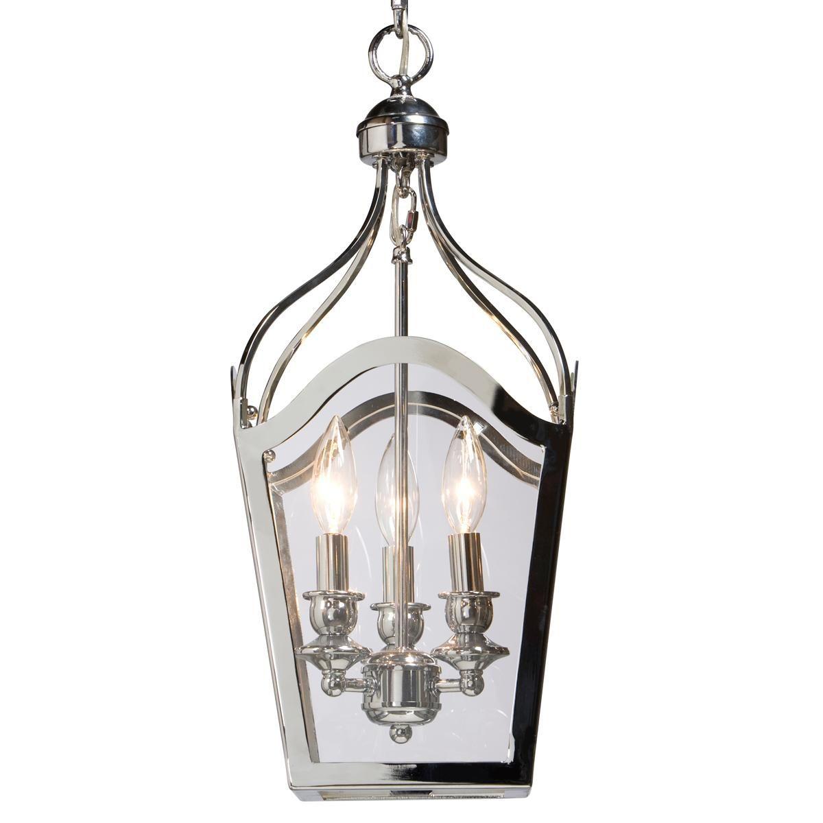 Edwardian hallway lighting  Arched Curvilinear Hanging Lantern  Kichens  Pinterest  Hanging