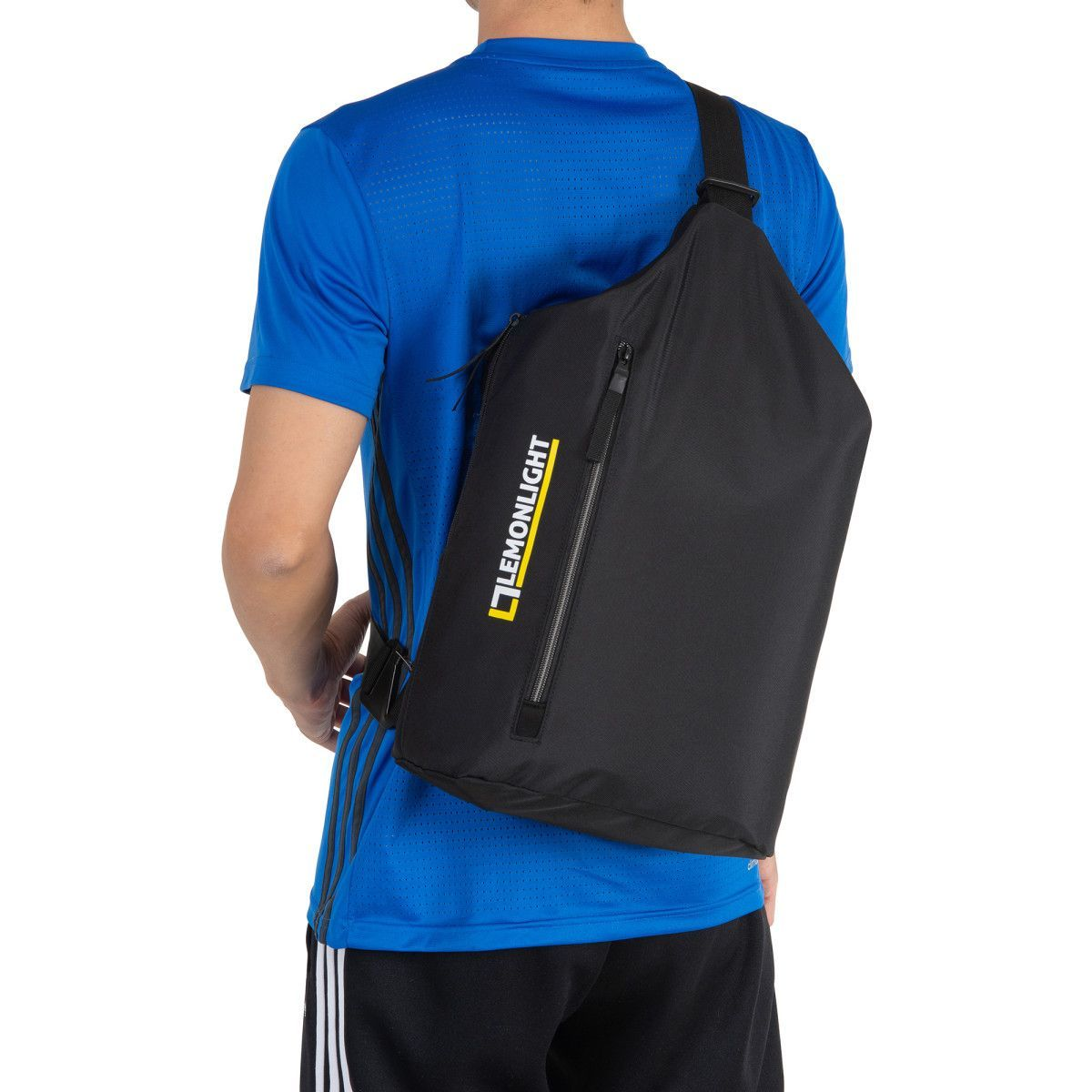 It's a #sling bag, it's a #tote, it's a #backpack for the #gym. It's all of them in one easy to use...
