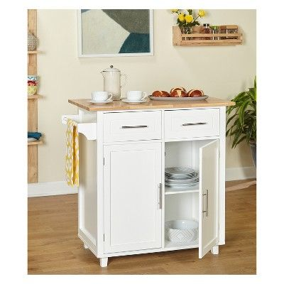 Pin By Deborah Clarke On Butcher Block Island Tables Kitchen Cart Diy Kitchen Remodel Kitchen Remodeling Projects