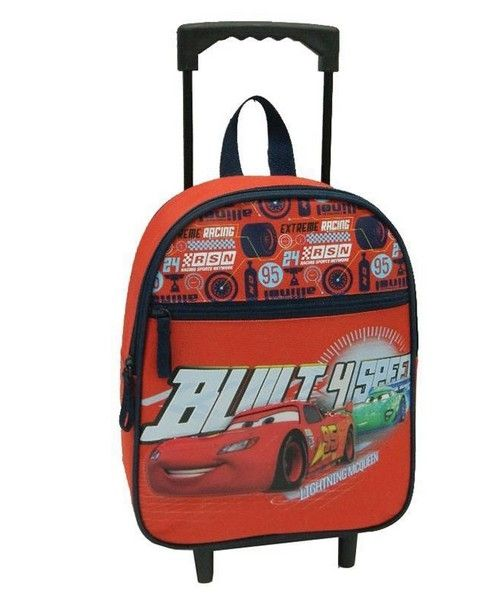 cc2fb029c0 ΣΧΟΛΙΚΑ ΕΙΔΗ  Τσάντα νηπίου τρόλευ Cars - Bagtrotter