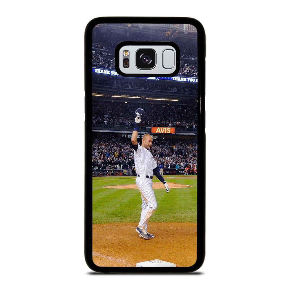 New York Yankees Derek Jeter Samsung Galaxy S8 Case Cover Vendor Favocase Type Samsung Galaxy S8 Case Price 14 90 This Premium New York Yankees Derek Jeter