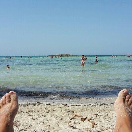 Spiaggia di Lido Sabbioso, Torre San Giovanni, Marina di Ugento!