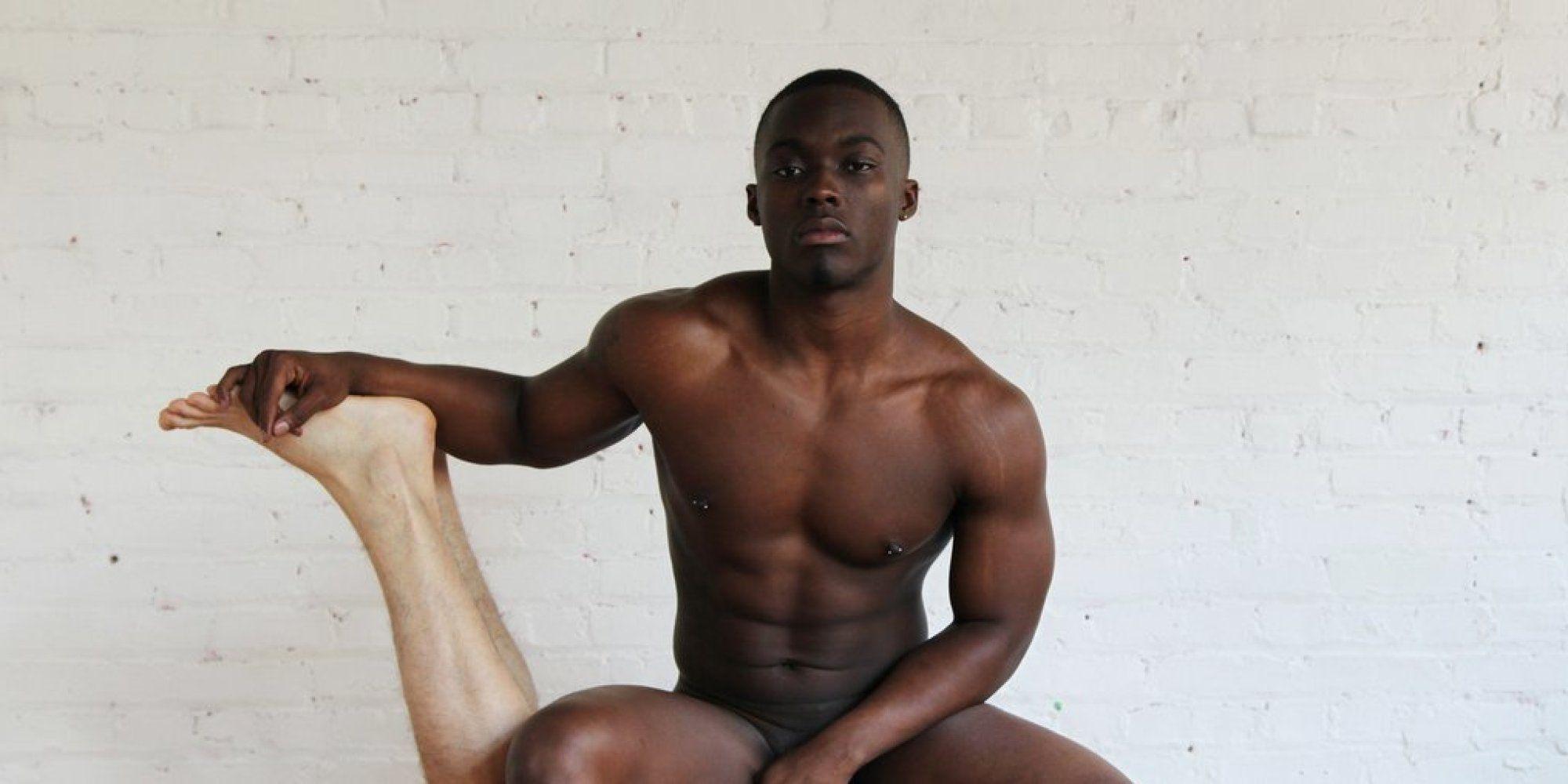 Black gay escort