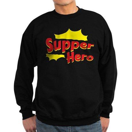 Supper Hero Sweatshirt