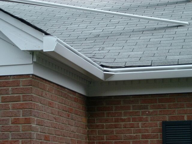 K Guard Leaf Free Gutter System Gutters Outdoor Decor Decor