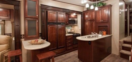 big country rv kitchen | trains, planes and automobiles