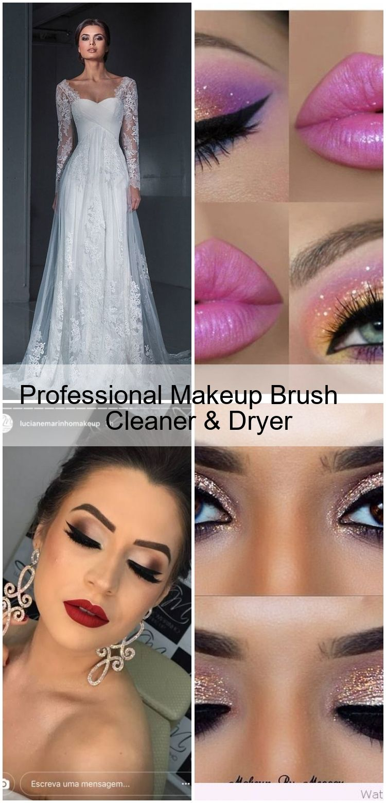 Photo of Professional Makeup Brush Cleaner & Dryer