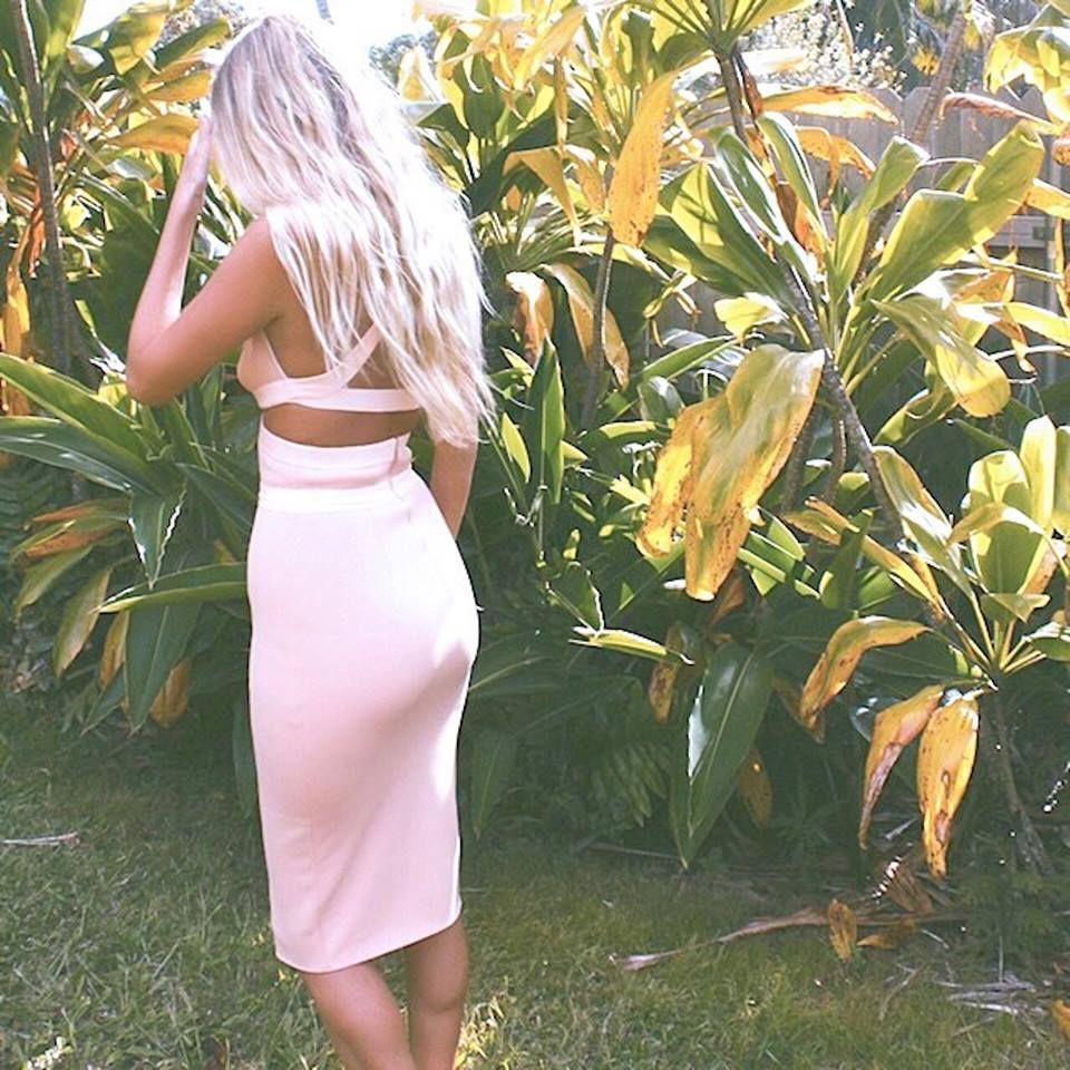 Dreaming of the tropics [featuring Bec and Bridge's Pandora's Dress]