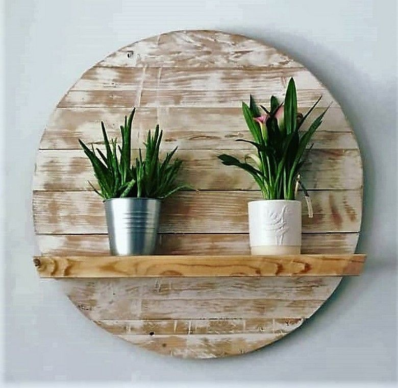 Photo of Rustic Ideas for Wooden Shelves | Rustic Home Decor and Design Ideas.
