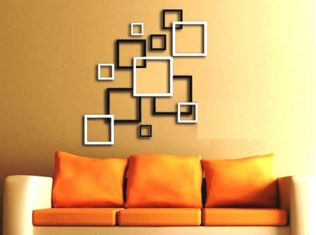 15 3D Wall Stickers Idea That Will Add Color And Fashion In The ...