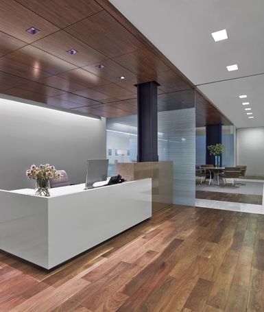 WAN INTERIORS Offices Commercial A Private Investment
