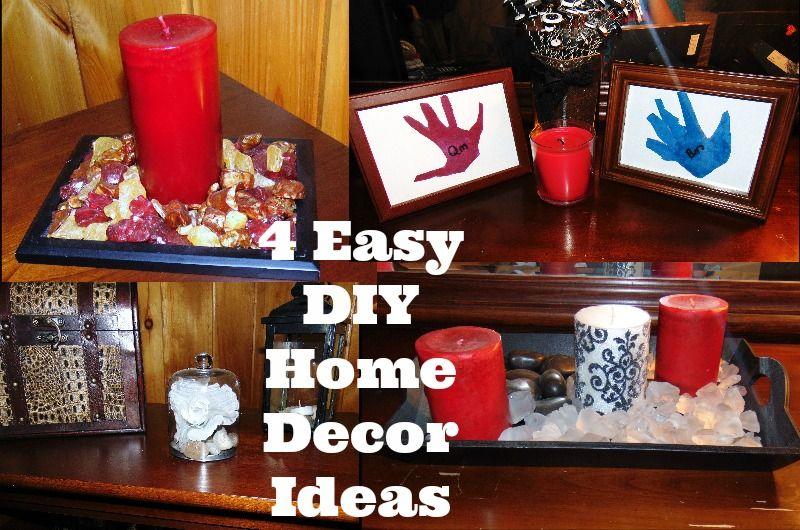 Simply me 4 easy diy home decor ideas diy do it yourself board simply me 4 easy diy home decor ideas solutioingenieria Image collections