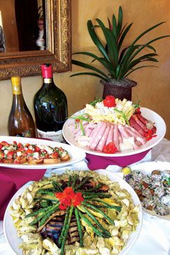 Giuseppe's Catering - Pefect for weddings, graduations, and corporate events