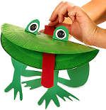 sc 1 st  Pinterest & Valentine\u0027s Day Recipes and Treats | Frog crafts Frogs and Puppet