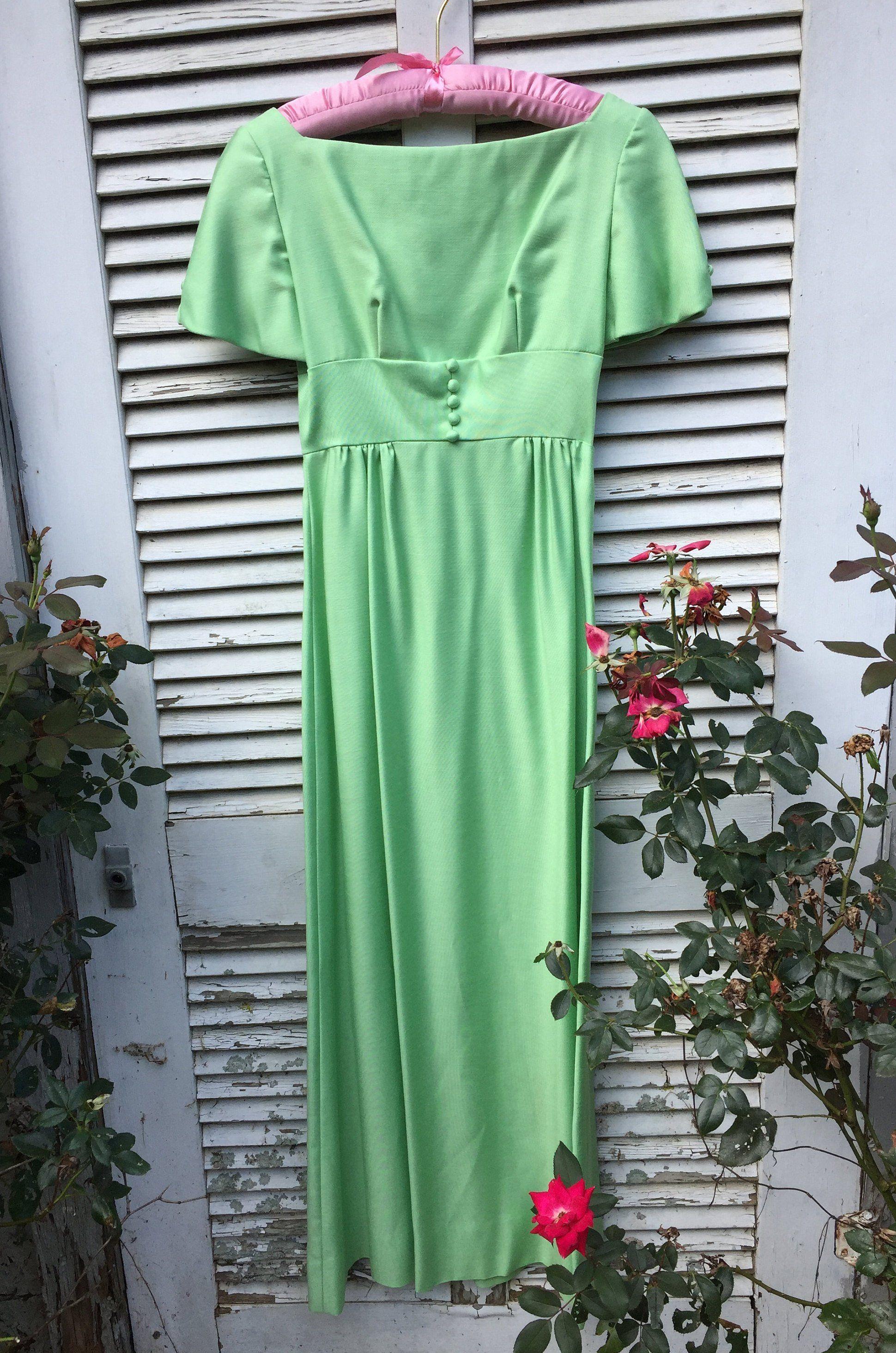 Lorrie deb petite mint green s bridesmaid or prom dress shop