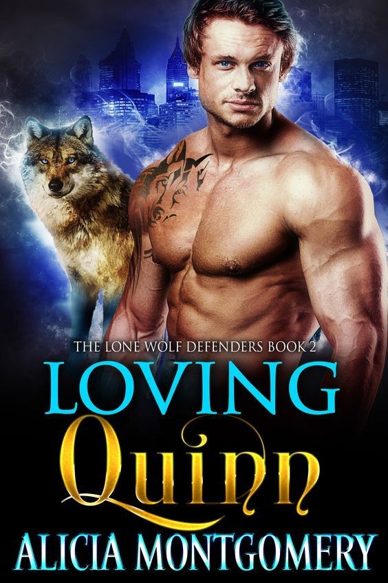 The Lone Wolf Defenders Book 2 #paranormalromance #wolf