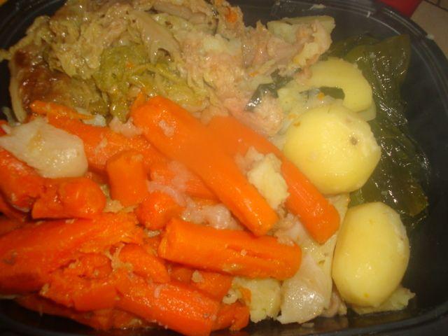 Pot au feu au cook o pour 6 personnes 1 kg de viande for Plat convivial pour 6 personnes