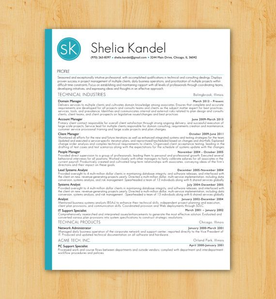 Custom resume write basic