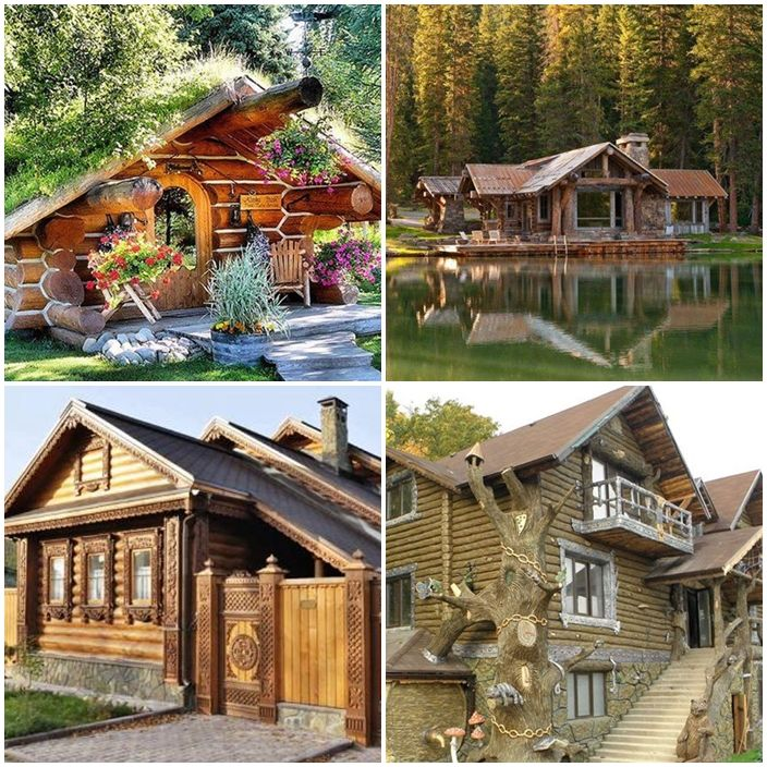 Wooden Buildings Advantages And Disadvantages Over Brick House House Styles Wooden Buildings House