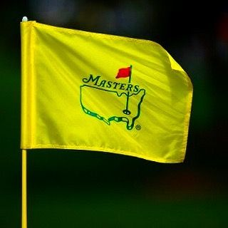 Who else is ready for the Masters?