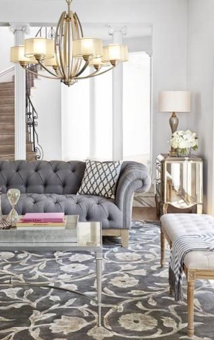 Style at Home | Home Decor | Pinterest | Living rooms, Room and ...