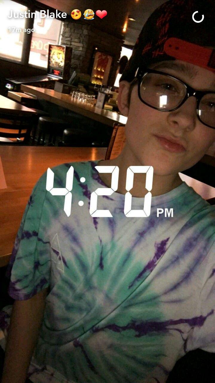 Justin blake snapchat