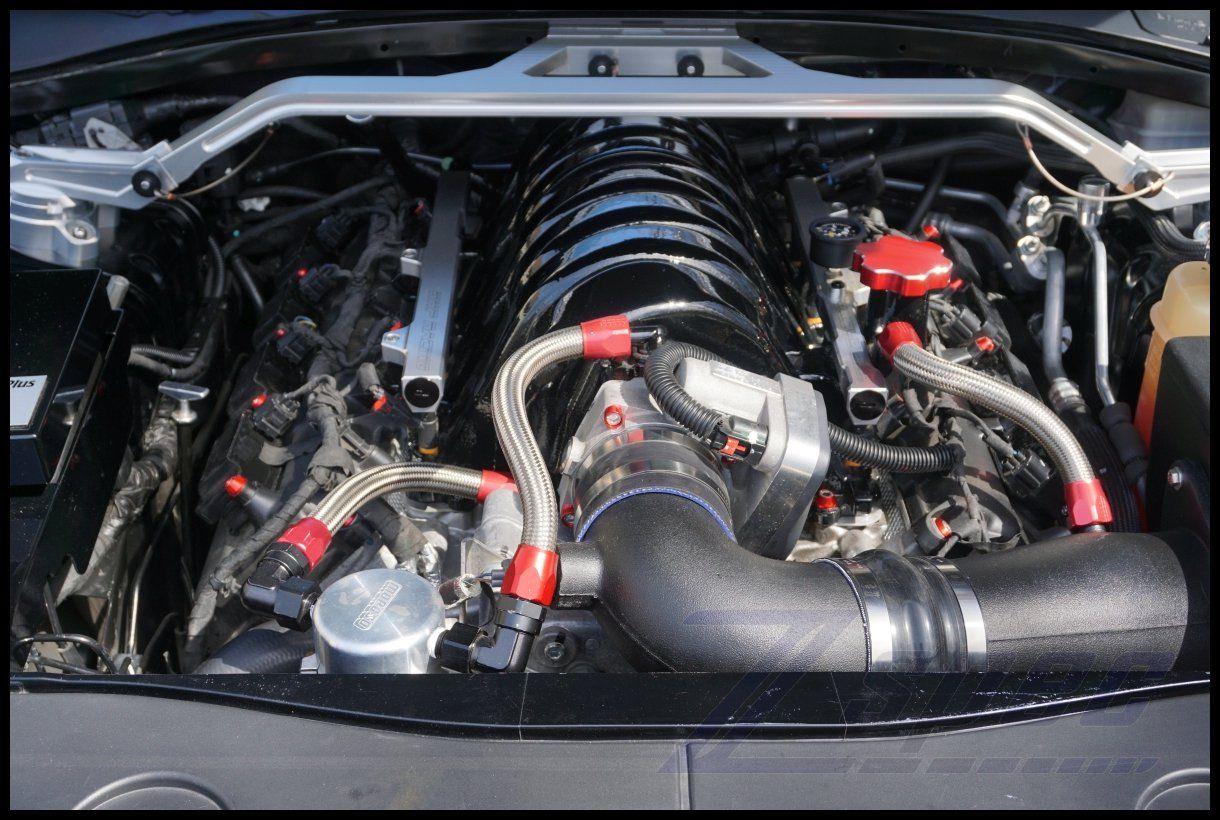 Details about  /Ultimate Engine Bay Fastener Kit fits 2012-2018 Dodge Charger SRT