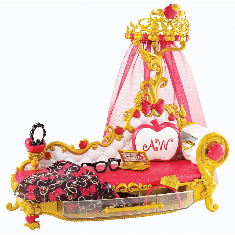 Ever After High Toys R Us : Ever after high getting fairest apple white fainting couch