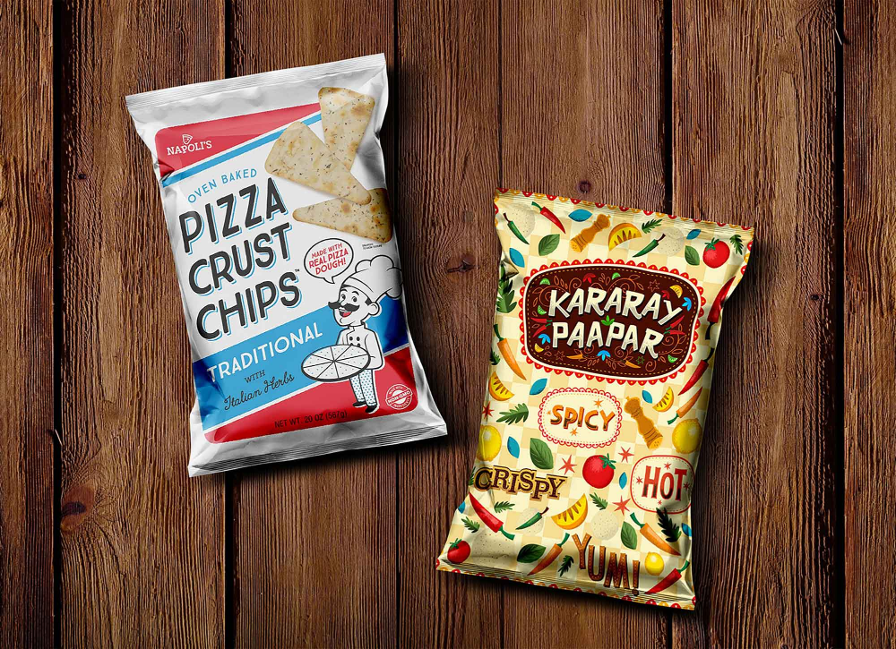 Download Snack Pack Pouch Packaging Mockup Free Package Mockups Snacks Snack Packs Free Snacks