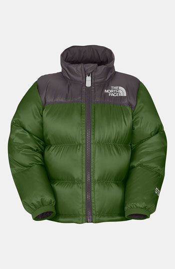 052a29a1ab The North Face  Nuptse - Throwback  Jacket (Infant)