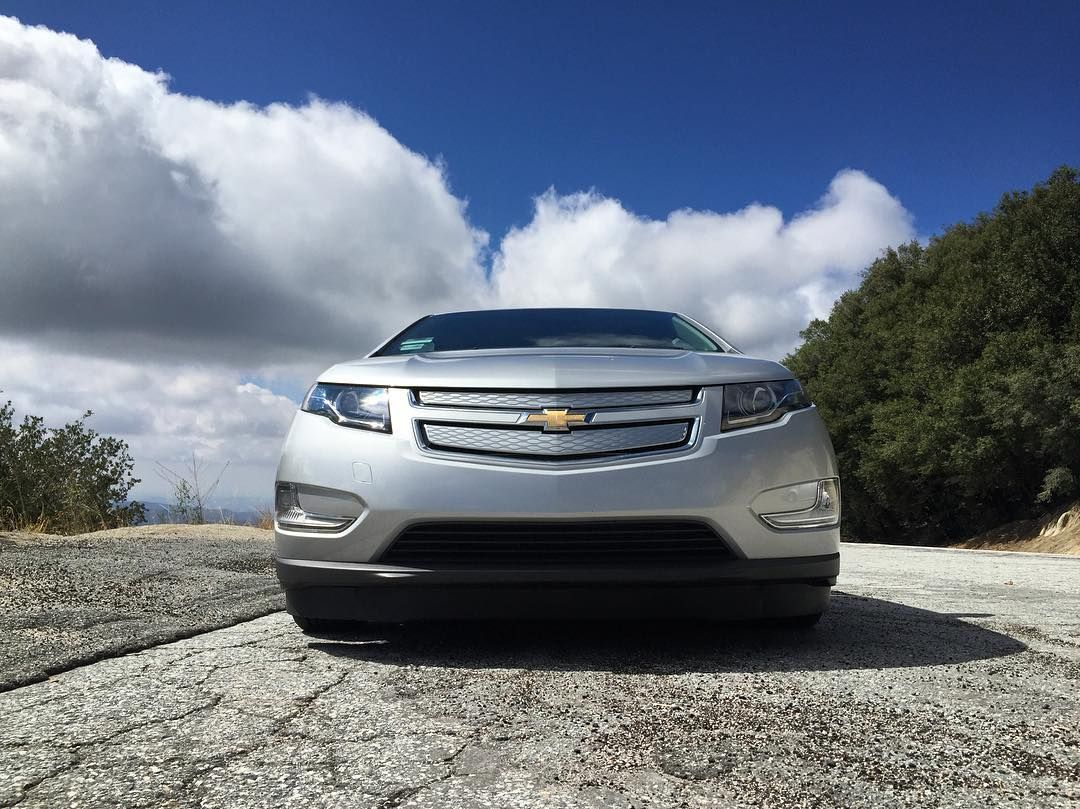 Want A Volt Drive Gas Free For Miles And Miles We Have Amazing