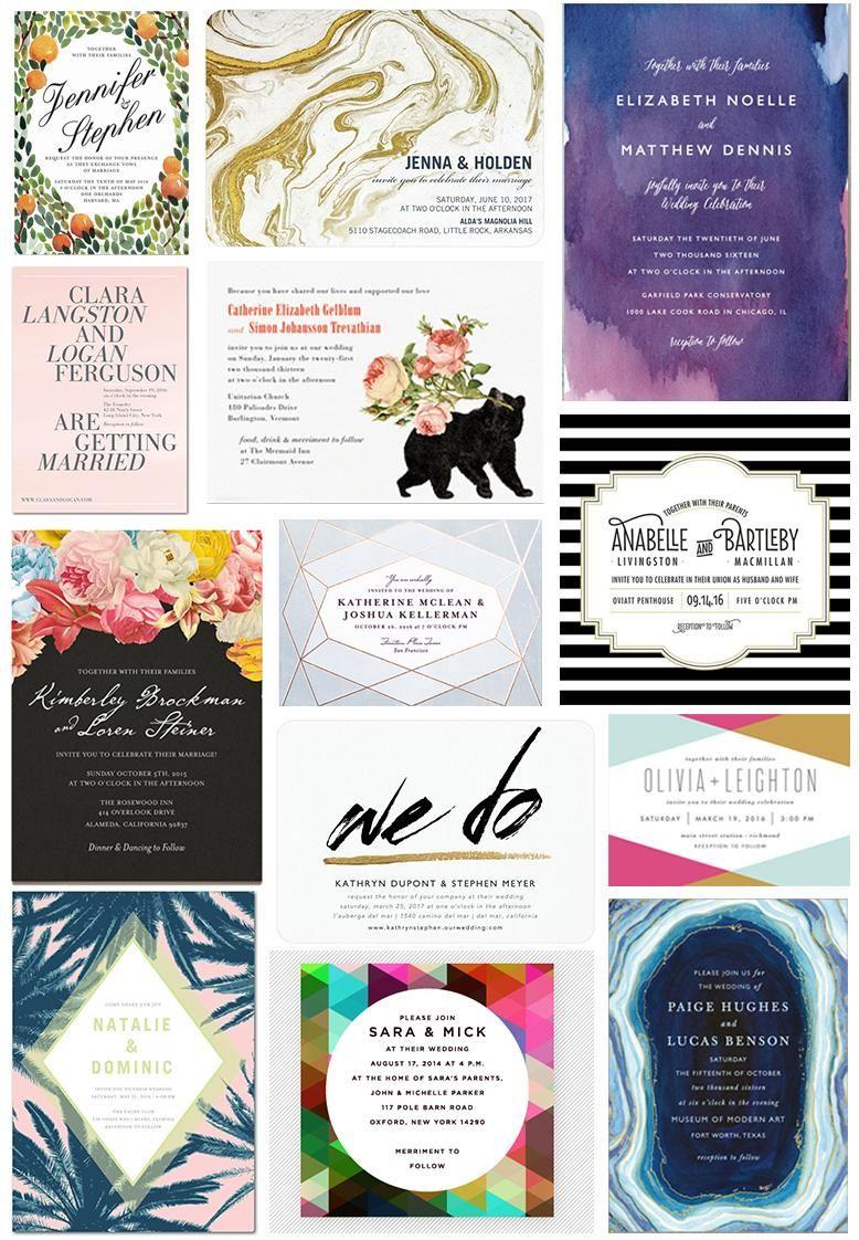 18 Budget Wedding Invites In 2020 Inexpensive Wedding Invitations Budget Wedding Invitations Budget Wedding