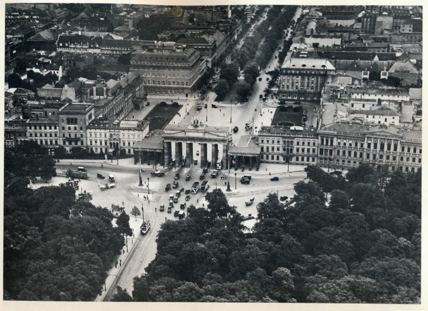 Preussisches Berlin Berlin Berlin Geschichte Luftaufnahme