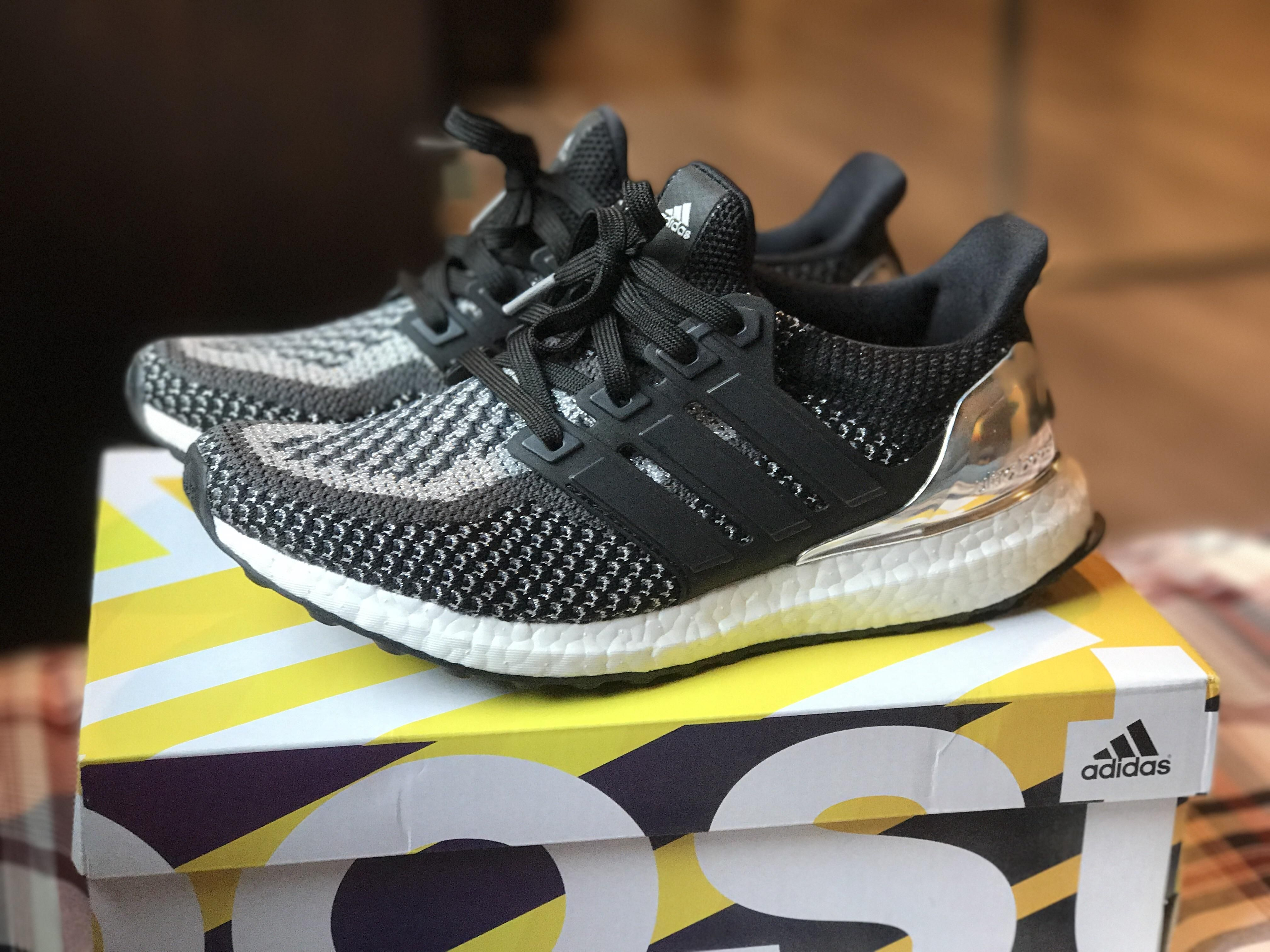 taille 40 06ac8 d19ba LPU - Ultra Boost Silver Medal under retail   Nike Sneakers ...