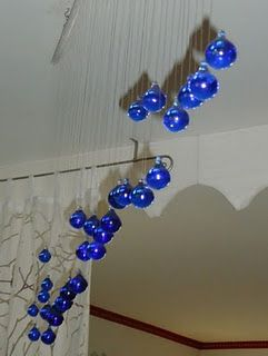 glass raindrops diy home decoration
