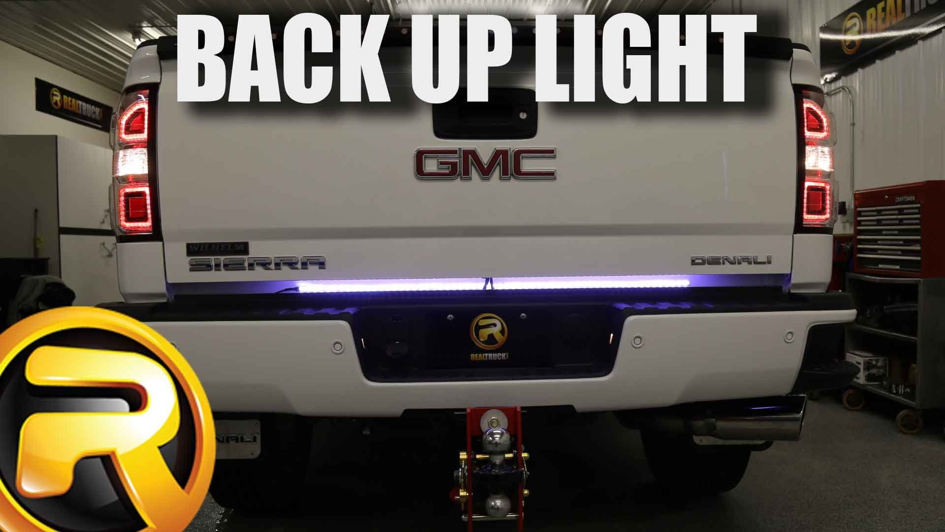 How To Install Access Back Up Led Tailgate Light Bar Led Tailgate Light Bar Bar Lighting Tailgate