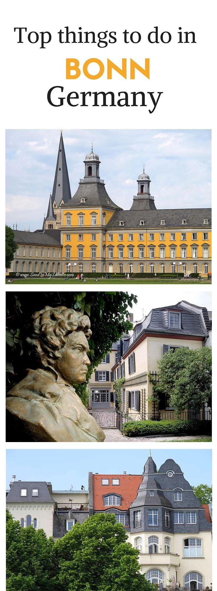 See Beethovens House And Other Things To Do In Bonn Visit