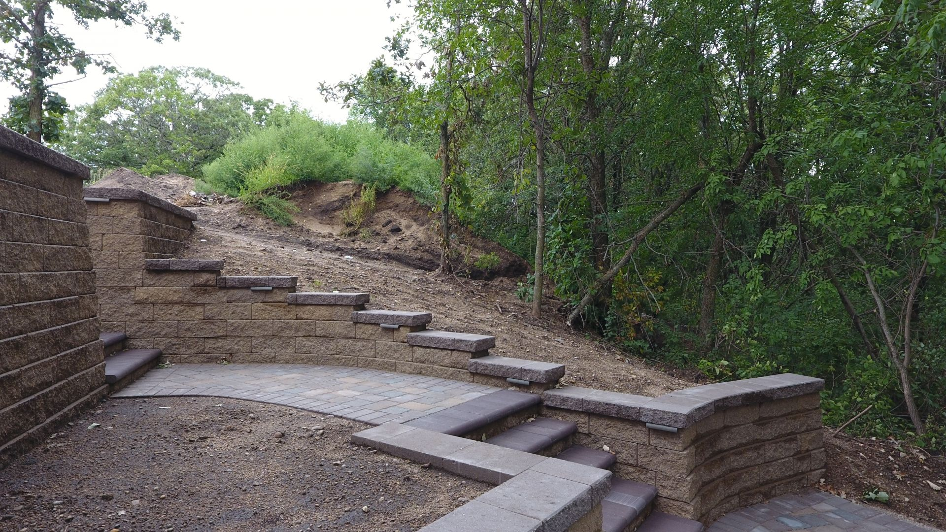 Oasis Landscapes Landscaping Ideas Fargo Nd West Fargo Nd Moorhead Mn Hardscape Landscape Landscape Projects