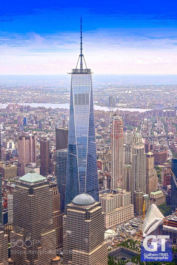 WTC One by guilhem22