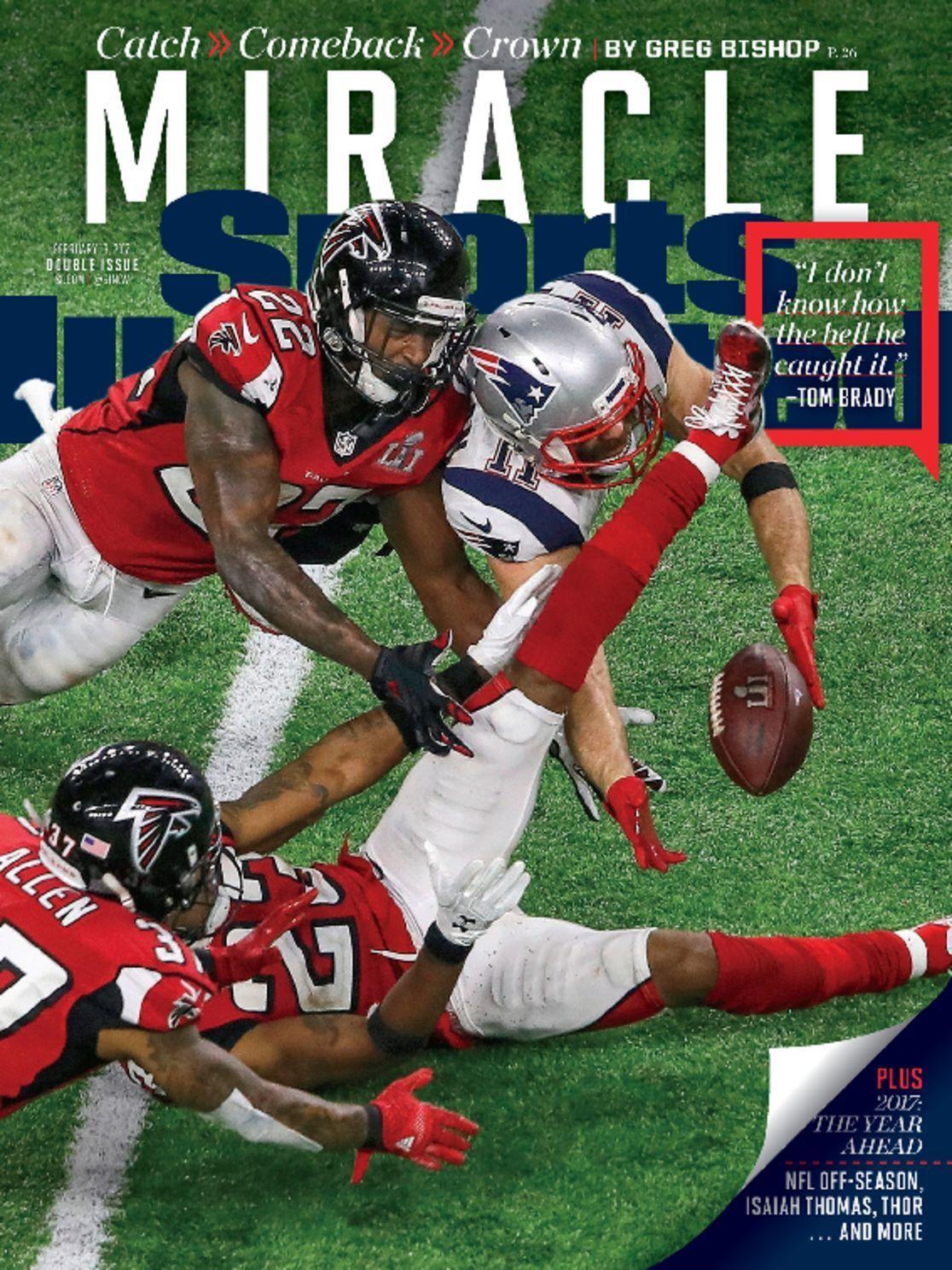 Sports Illustrated Magazine Subscription New England Patriots New England Patriots Football Sports Illustrated 2017