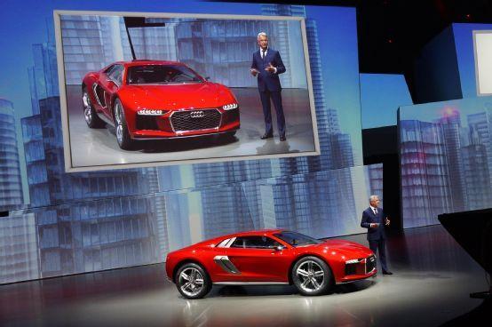 Audi Nanuk Quattro concept by ItalDesign