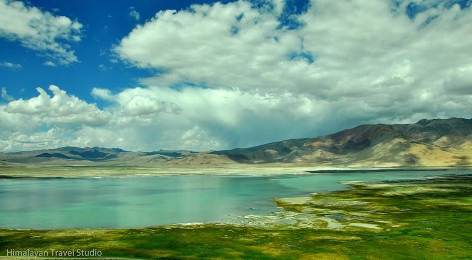 Tsokar Lake, Ladakh  To know more, write to us at info