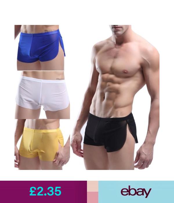 Men Surf Board Cheeky Boxers Guy Beach Boxer Brief Underwear Posing Underpants