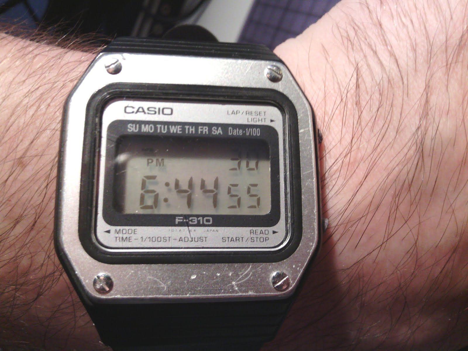 CASIO F-310  0cc1074a88