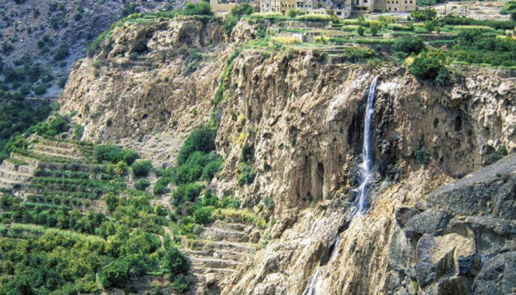 Heights Of Adventure At Jabal Akhdar Expatsmuscat Round Trip Dubai Holidays Trip