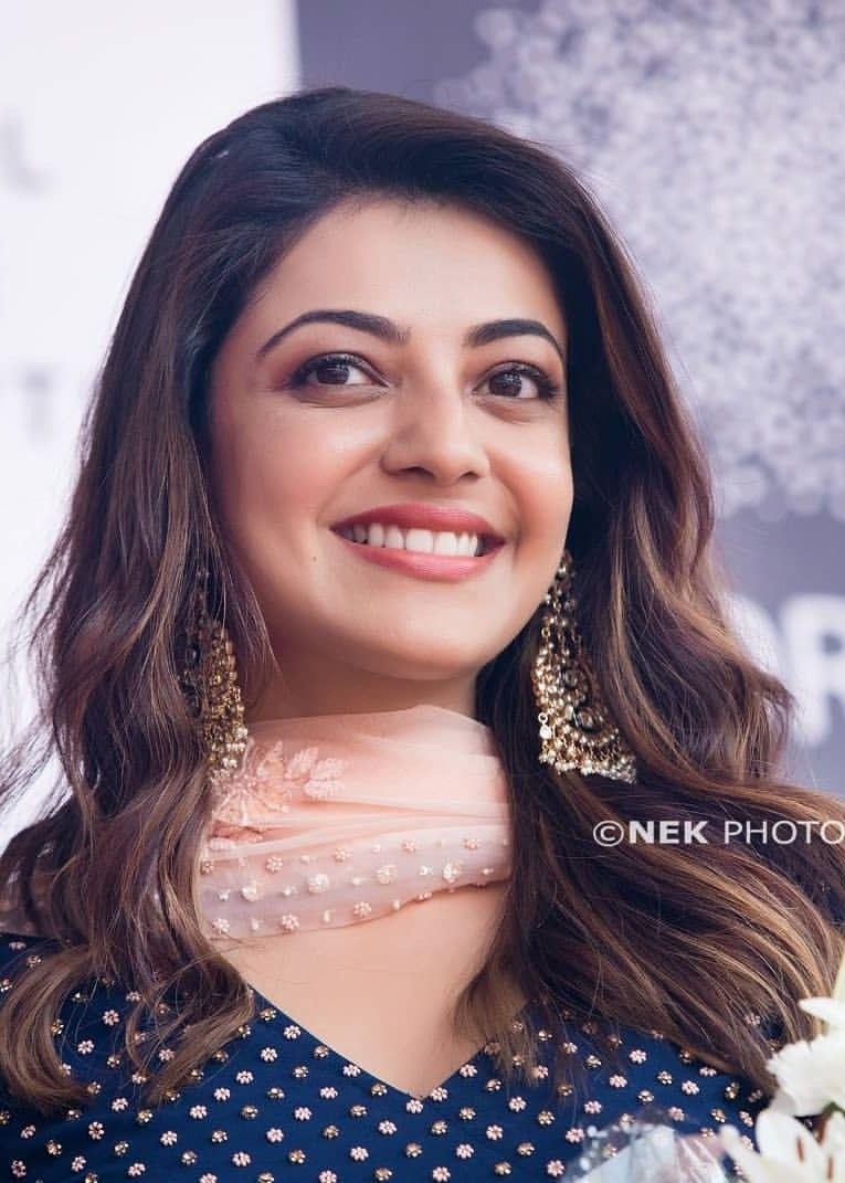 Kajal Aggarwal Bollywood Celebrities Bollywood Actress Indian Actresses Hot Actresses Beautiful Smile
