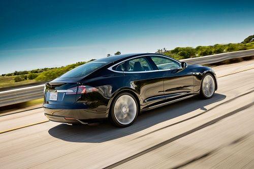 Tesla Model S - I want one!