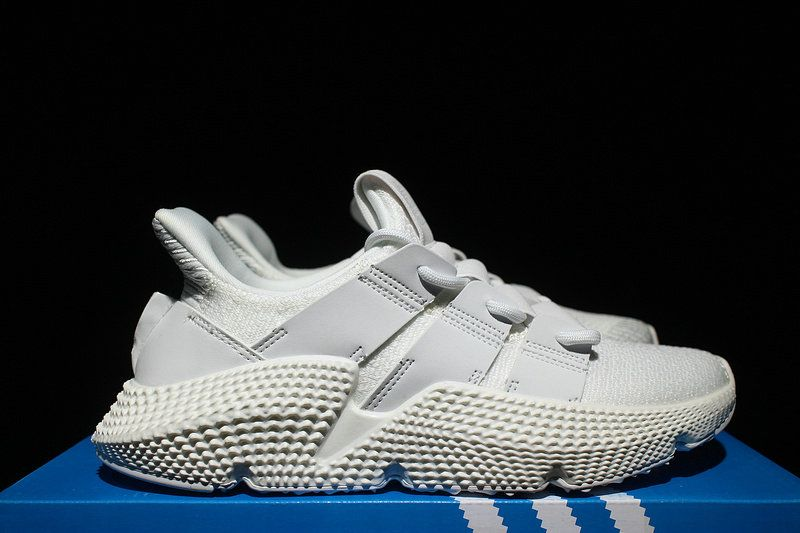 2018 Legit Cheap Adidas Originals Prophere Climacool EQT All White CQ3028 dd6e939c6